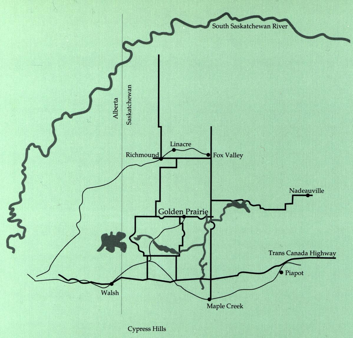 To The Horizon Map GP
